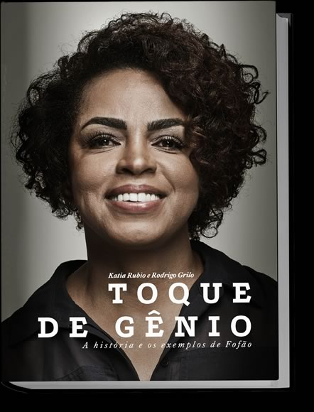Capa da biografia que será lançada dia 10 de abril, em São Paulo. Foto: Edu Lopes/Click de Gente.